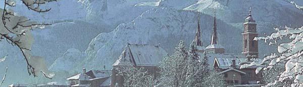 Anreise / Hotelaufenthalt Berchtesgaden